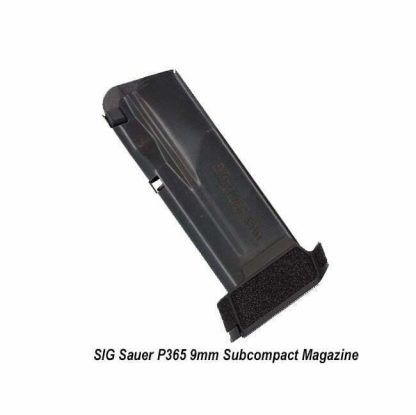 SIG Sauer P365 9mm Subcompact Magazine, in Stock, on Sale