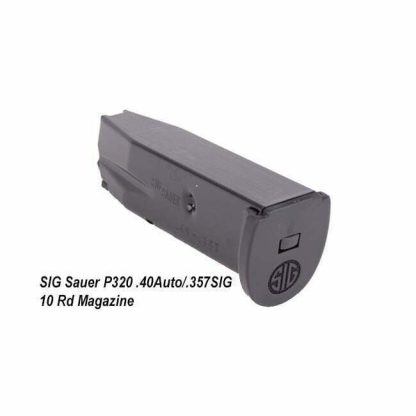 SIG Sauer P320 .40Auto/.357SIG 10 Rd Magazine, in Stock, on Sale