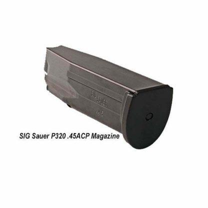 SIG Sauer P320 .45ACP Magazine, in Stock, on Sale
