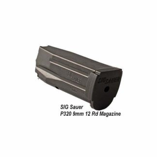 SIG Sauer P320 9mm 12 Rd Magazine, Subcompact, MAG-MOD-SC-9-12, 798681505050, in Stock, on Sale