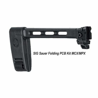 SIG Sauer Folding PCB Kit MCX/MPX, PCB-X-FOLD-BLK, 798681600267, in Stock, for Sale