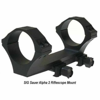 SIG Sauer Alpha 2 Riflescope Mount, in Stock, for Sale