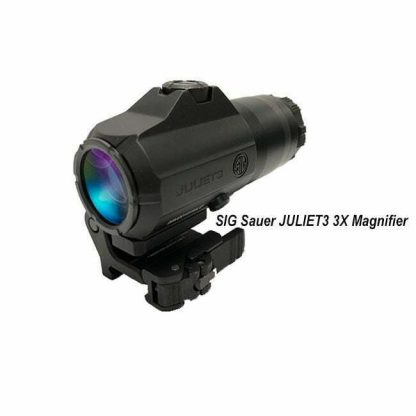 SIG Sauer JULIET3 3X Magnifier, SOJ31001, 798681581368, in Stock, for Sale