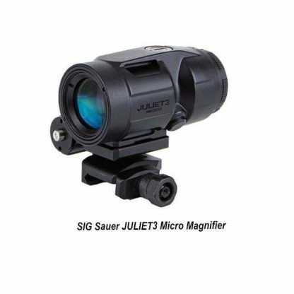 SIG Sauer JULIET3 Micro Magnifier, SOJ3M001, 798681639250, in Stock, for Sale
