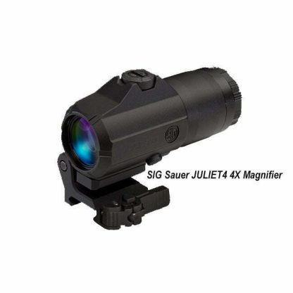 SIG Sauer JULIET4 4X Magnifier, SOJ41001, 798681463142, in Stock, for Sale