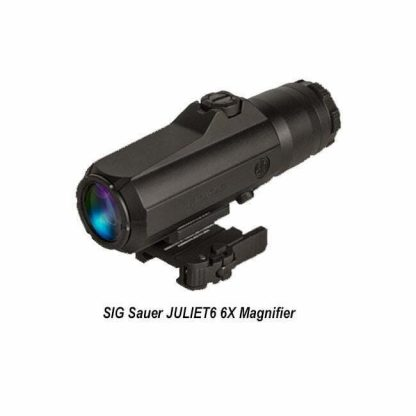SIG Sauer JULIET6 6X Magnifier, SOJ61001, 798681581375, in Stock, for Sale