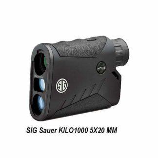 SIG Sauer KILO1000 5X20 MM, SOK10001, 798681604364, in Stock, on Sale