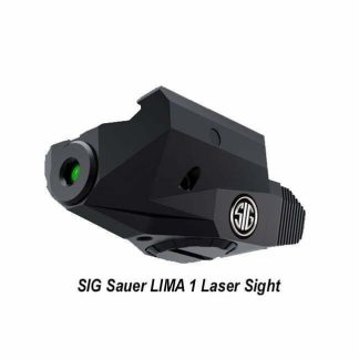 SIG Sauer LIMA 1 Laser Sight, Red or Green, in Stock, on Sale