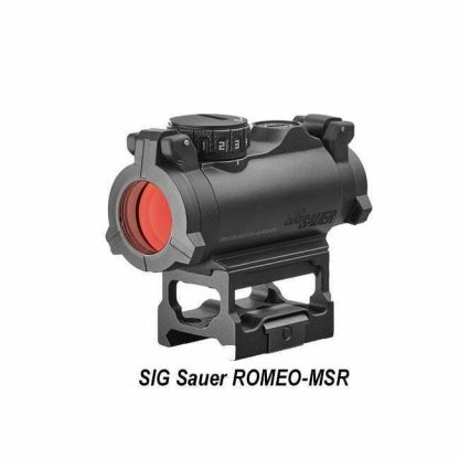 SIG Sauer ROMEO-MSR, Red or Green Dot, in Stock, on Sale
