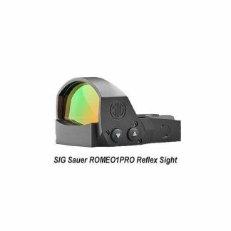 SIG Sauer ROMEO1PRO Reflex Sight, SOR1P101, 798681616541, in Stock, for Sale