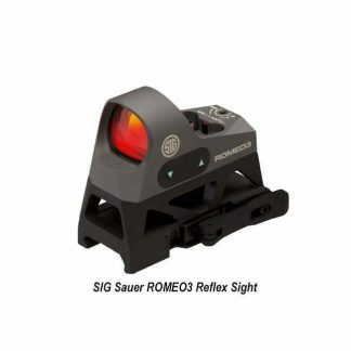 SIG Sauer ROMEO3 Reflex Sight, SOR31002, 798681521357, in Stock, for Sale