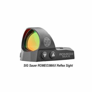 SIG Sauer ROMEO3MAX Reflex Sight, 3MOA or 6MOA, in Stock, for Sale