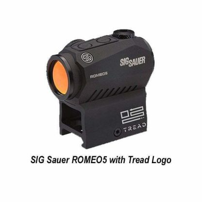 SIG Sauer ROMEO5 with Tread Logo, SOR52010, 798681599028, in Stock, for Sale