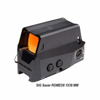 SIG Sauer ROMEO8 1X38 MM, Red Dot Sight, SOR81001, 798681590636, in Stock, for Sale