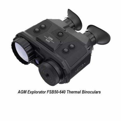 AGM Explorator FSB50-640 Thermal Binoculars, 3083454006ED51, 810027774446, in Stock, on Sale