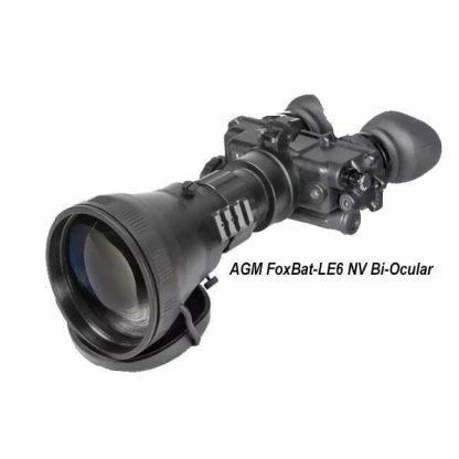 AGM FoxBat-LE6 NV Bi-Ocular, in Stock, on Sale