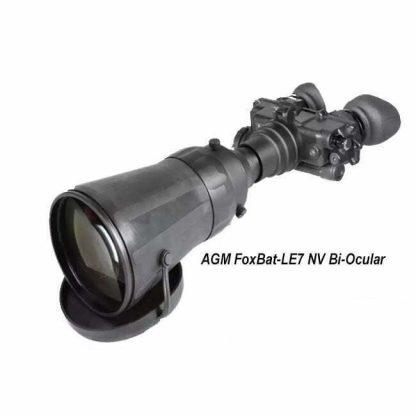 AGM FoxBat-LE7 NV Bi-Ocular, in Stock, on Sale