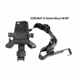 AGM Wolf 14 Helmet Mount W-MP, 6103HMW1, 810027770035, in Stock, on Sale