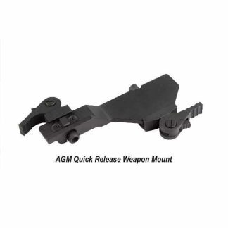 AGM Quick Release Weapon Mount, 6107QRM1, 810027770073, in Stock, on Sale