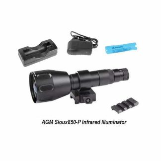 AGM Sioux850-P Infrared Illuminator, 501SIOUP850IR1, 810027778697, in Stock, on Sale