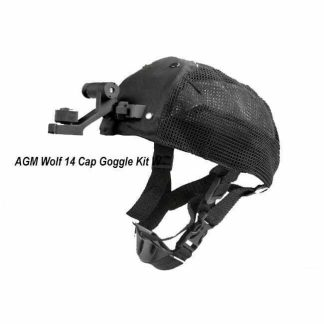 AGM Wolf 14 Cap Goggle Kit W, 6104GKW1, 810027770028, in Stock, on Sale