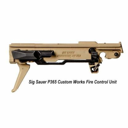 Sig Sauer P365 Custom Works Fire Control Unit, 8900164, 798682659547, in Stock, on Sale