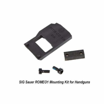 SIG Sauer ROMEO1 Mounting Kit for Handguns, in Stock, on Sale