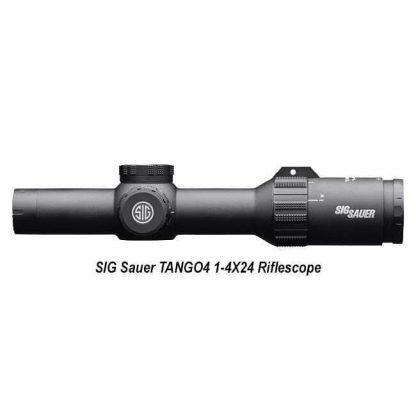 SIG Sauer TANGO4 1-4X24 Riflescope, SOT41111, 798681599837, in Stock, on Sale