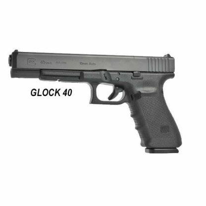 GLOCK 40, 10mm, in Stock on Sale