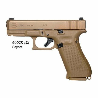 Glock 19X, Coyote, 9mm, in Stock, on Sale