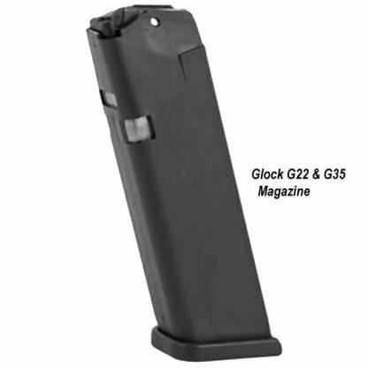 Glock G22 & G35 Magazine, in Stock, on Sale