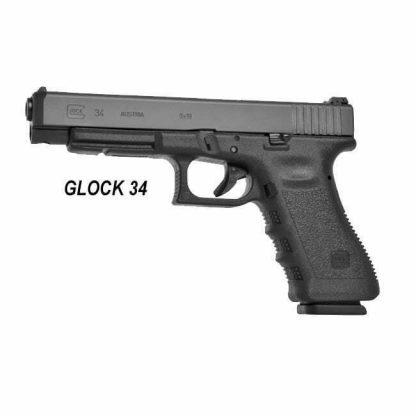 GLOCK 34, in Stock, on Sale