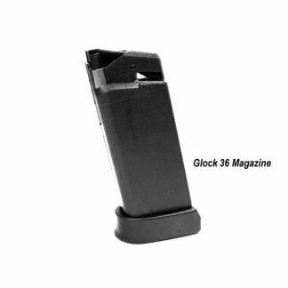 Glock 36 Magazine, .45 ACP, 6 Round, in Stock, on Sale
