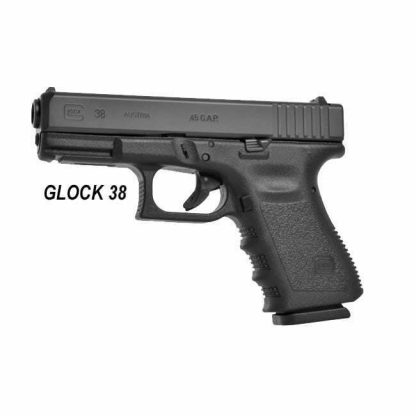 Glock 38, .45 G.A.P., PI3850201, 764503385025, in Stock, on Sale