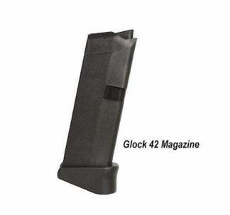 Glock 42 Magazine, .380 6 Round, in Stock on Sale