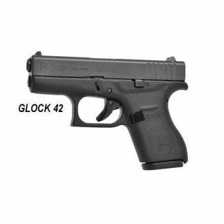 Glock 42, .380 Auto, UI4250201, 764503910616, in Stock, on Sale